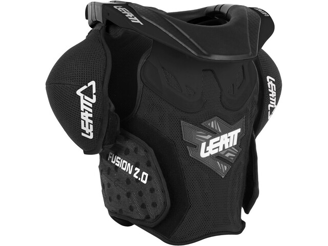 Leatt Fusion 2.0 - Protection - noir
